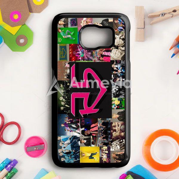 Ross Lynch R5 Band Collage Samsung Galaxy S6 Case | armeyla.com