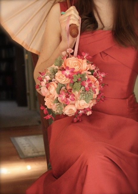 wedding bouquets bridesmaids 56 best wedding theme coral images on 8495