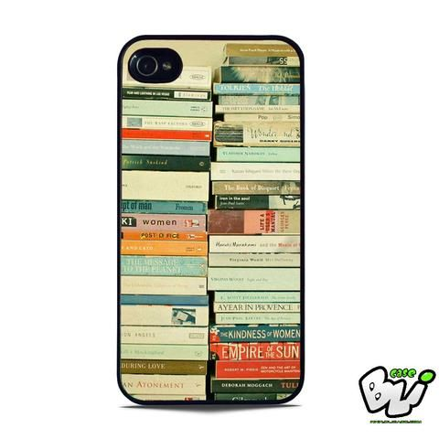 Book Worm Shelf iPhone 5 | iPhone 5S Case