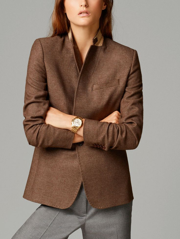 AMERICANA VIGORÉ | MASSIMO DUTTI | Fashion, Blazers for ...