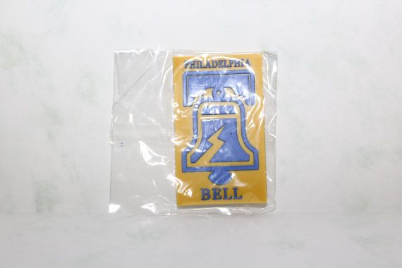 Philadelphia Bell  WFL World Football League by FriscoAuctions