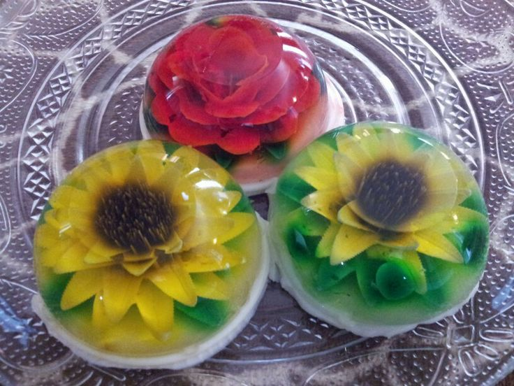 Best images about jello flowers on pinterest goldfish