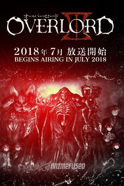 Overlord Season 3 - Overlord III Season Anime | Anime Images in 2019