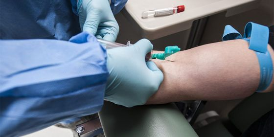 32 patients test HIV positive after London hospital starts routinely testing blood in ER