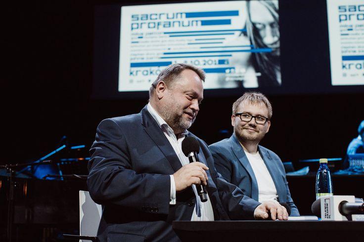 Sacrum Profanum Festival 2016 Konferencja prasowa, fot. Michał Ramus, www.michalramus.com