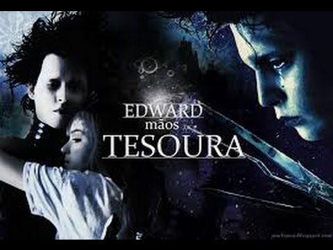 Edward Mãos de Tesoura - Filme de Ação 2015