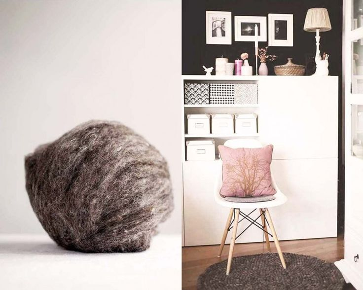 La alfombra Ashley es perfecta para aquéllos que buscan un estilo más natural y orgánico, con colores cercanos a la tierra como el marrón oscuro. Aportará calma a tus espacios y te recordará la belleza de los elementos más básicos cuando sientas bajo tus pies su suavidad y confort inconfundibles.  http://www.sukhi.es/redondas-ashley-alfombras-de-bolas.html