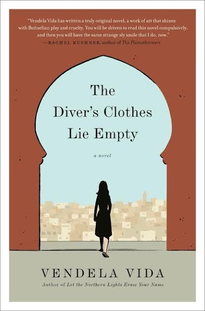 This entire story is told in second person narrative. The nameless protagonist arrives in Casablanca and is immediately robbed of her passport and all her money. Through a series of increasingly unusual situations, she's able to adopt a number of identities to keep moving forward.