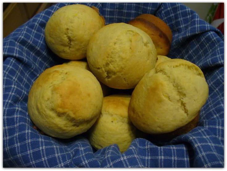 Orange Banana Muffins