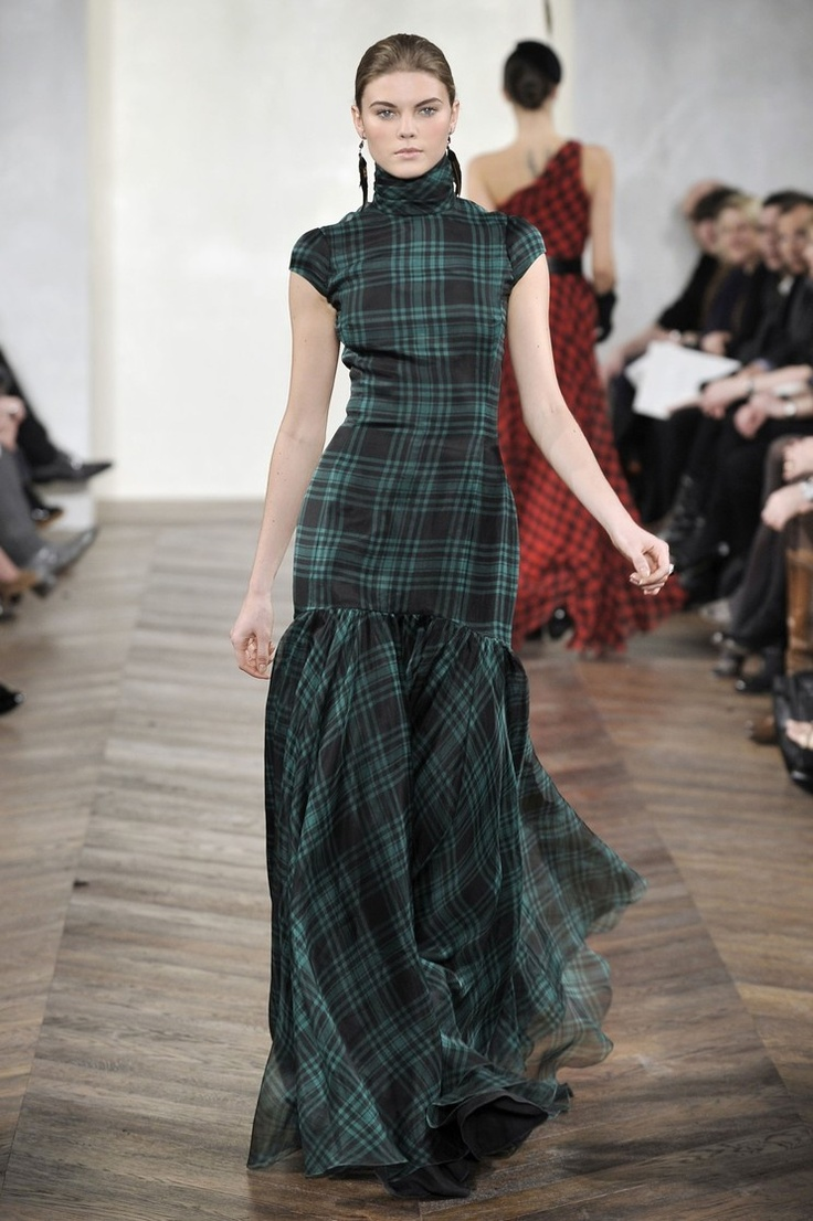 Ralph Lauren 랄프 로렌 : Fall/Winter 2008 Ready-to-Wear New York