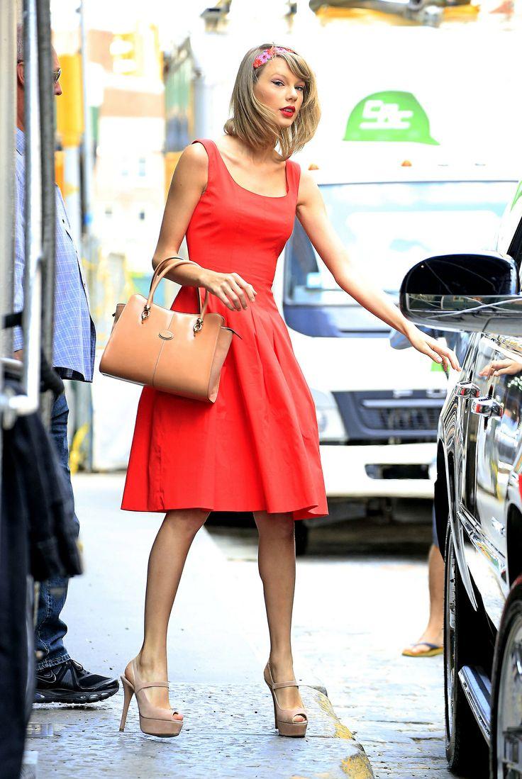 Taylor Swift - New York - 19 mai 2015
