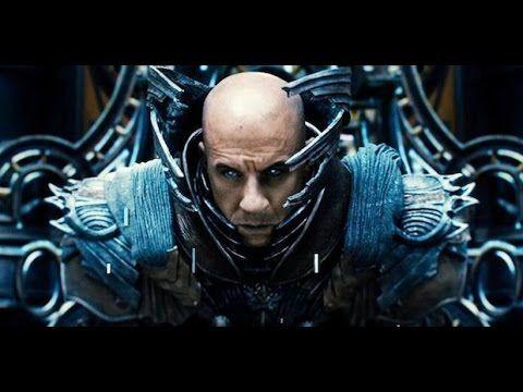 Riddick 3 A VINGANÇA Filme Completo Dublado FILMES ONLINE