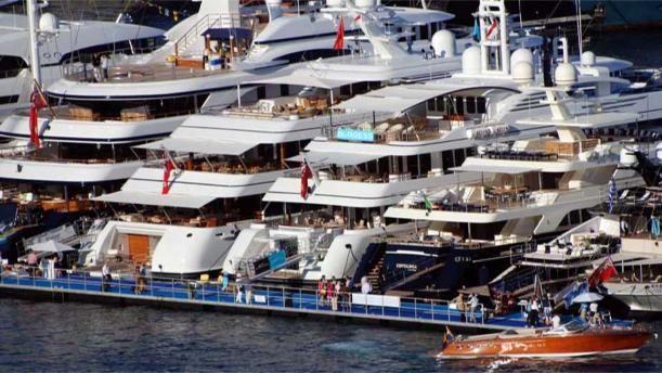 Top 10 Monaco Monte-Carlo biggest events