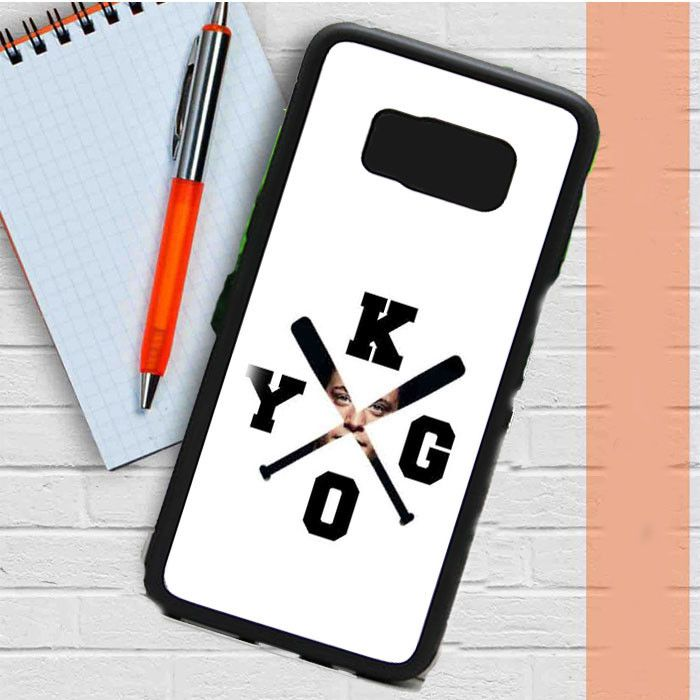 Kygo Logo Photo Masking Samsung Galaxy S8 Case Dewantary