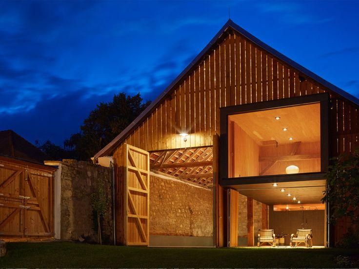 best architects architektur award // cp-architektur / cp architektur / Farmhouse M1 / Wohnungsbau/Einfamilienhäuser