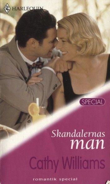 Harlequin Romantik Special - Skandalernas man (Cathy Williams)   Begagnad Harlequin bok i bra skick ---- Byt in dina utlästa böcker hos oss mot andra! Vi köper, sälje