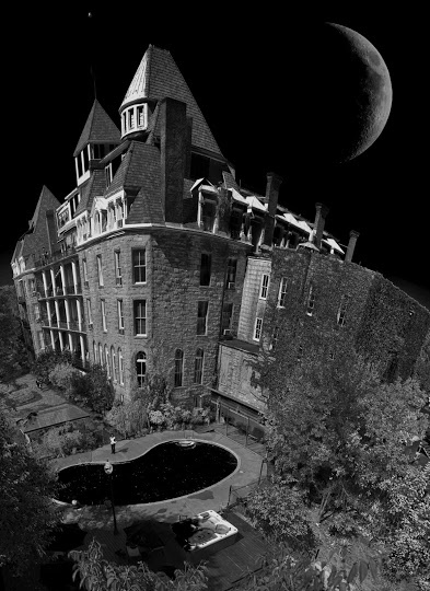 Top 10 Haunted Hotels Trave 88 Travel Pinterest Places