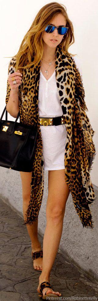 LeopardStreet Style   The Blonde Salad