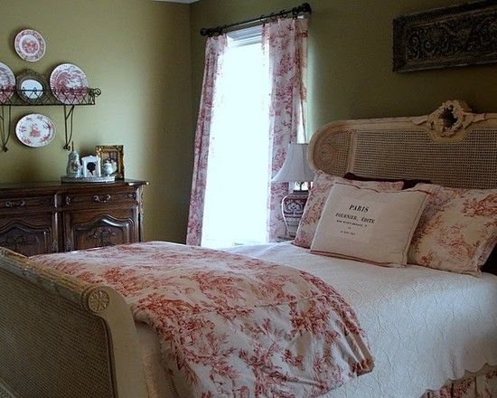 Bedroom Decorating Ideas Totally Toile: 1000+ Images About Toile Bedrooms On Pinterest