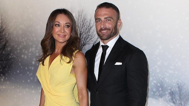 Biggest Loser trainers Michelle Bridges and Steve 'The Commando' Willis