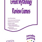 This packet contains three different games that can be used to review general Greek mythology stories. Game questions are based on the stories as retold in D'Aulaires Book of Greek Myths. Great way to prepare for the National Mythology Exam given in the last week of February.