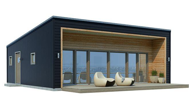 Roxen 58 | Ett bättre boende. Arkitektritade hus, bygga fritidshus | VärsåsVillan