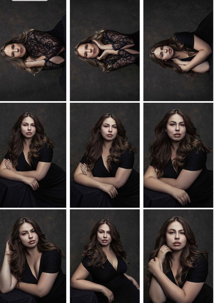 Как фотографировать толстушку качестве оригинального