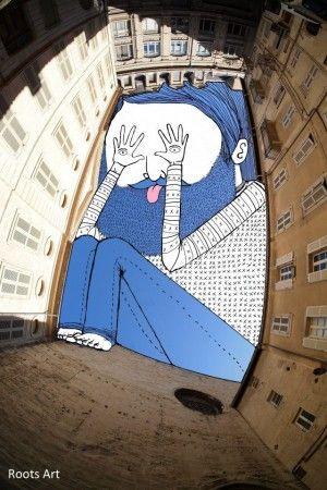 ROOTS ART @Avignon #dessin #Graphisme #street art