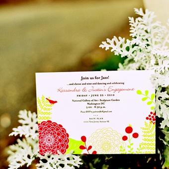 cool invite