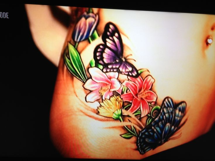 My dream tattoo done by jasmine from tattoo nightmares for Is tattoo nightmares still on