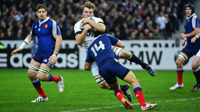 Xv de France Rugby - 6 Nations #crunch