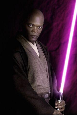 Jedi Master Mace Windu : )