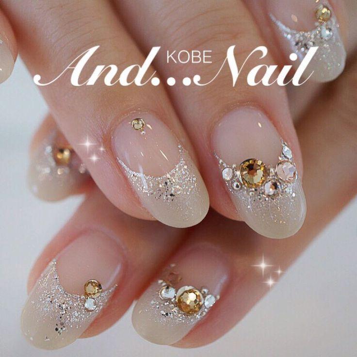 Elegant nail art