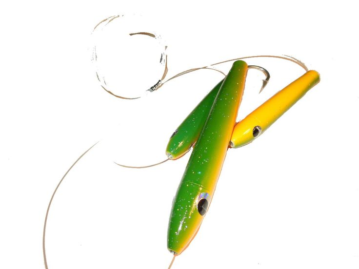 21 best images about fishing on pinterest hawaiian for Hawaii fishing lures