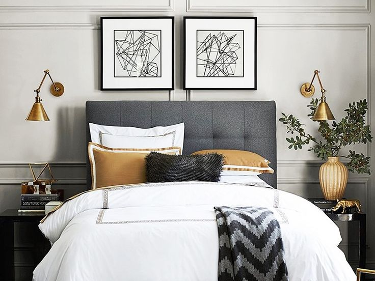 Make Your Bedroom Feel 5-Star With Bedside Sconces