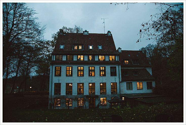 Lyngby Vandrehjem /Lyngby Hostel, Copenhagen, denmark