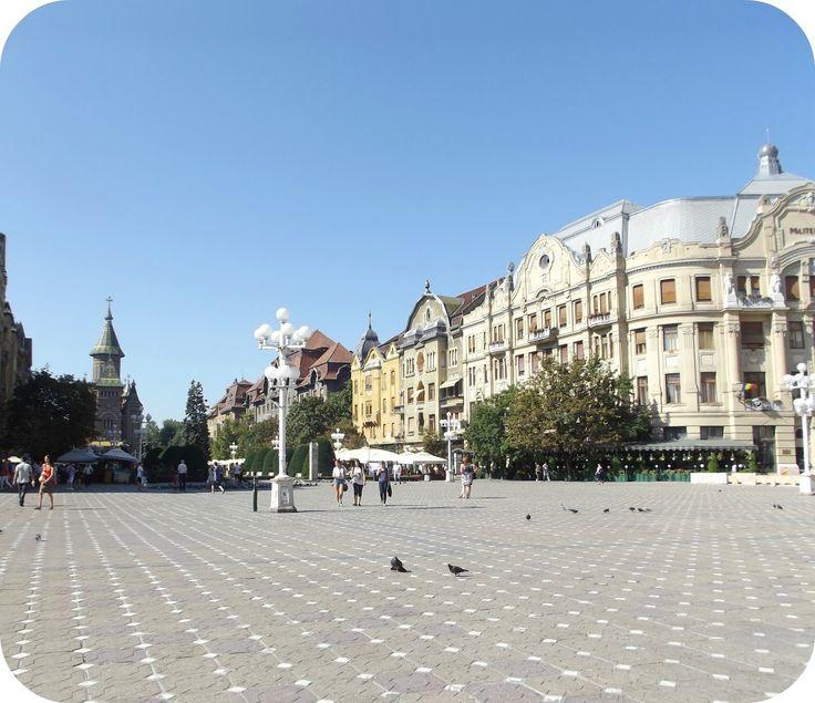 Post 8 - Timisoara