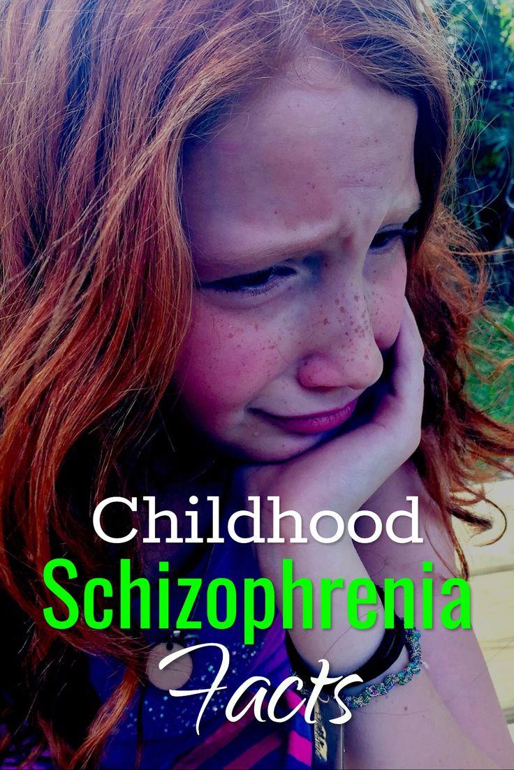 Childhood Schizophrenia Facts