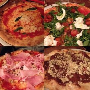 Si tu veux manger ça, va chez Da Vito (et découvre la surprise derrière la porte) >> cf http://www.babaorun.com/moonshiner-bar-paris/#.UwjCYfl5OSo #pizzeria #paris #babaorun #pizza