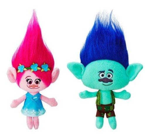 Trolls Plush Toy Poppy Branch Stuffed Cartoon Dolls Trolls Christmas Gifts #>=#>=#>=#>=#> Click on the pin to check out discount price, color, size, shipping, etc. Save and like it!