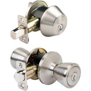 Cylinder Lock Door Handles