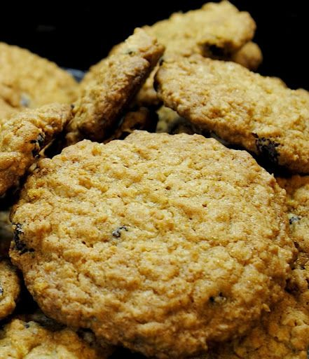 Deliciosas Galletas De Avena. Recetas, recipes, food...