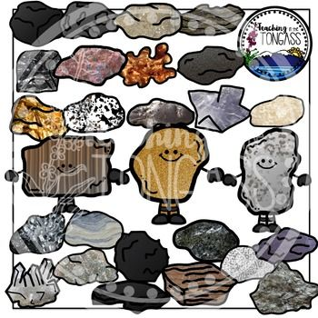 17 best ideas about Rock Clipart on Pinterest | Rock cycle ...