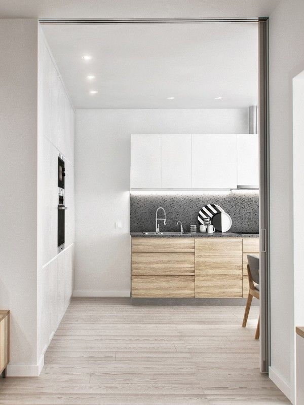wood/white