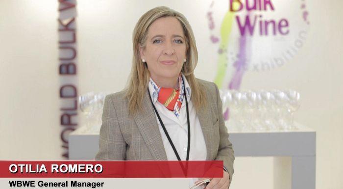 """Otilia Romero: """"La Feria del vino de Ámsterdam contribuirá a una mayor comercialización"""" http://www.vinetur.com/2013110613818/otilia-romero-la-feria-del-vino-de-amsterdam-contribuira-a-una-mayor-comercializacion.html"""