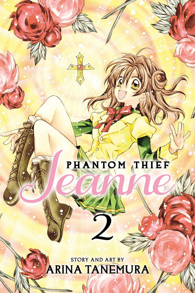 Phantom Thief Jeanne Graphic Novel 2