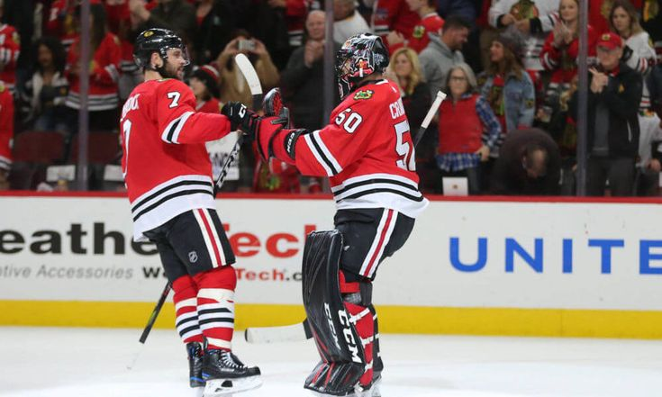 Corey Crawford injury a huge concern for Blackhawks = The Chicago Blackhawks announced on Wednesday that starting goalie Corey Crawford is going back on injured reserve for the second time this month. This is, of course.....