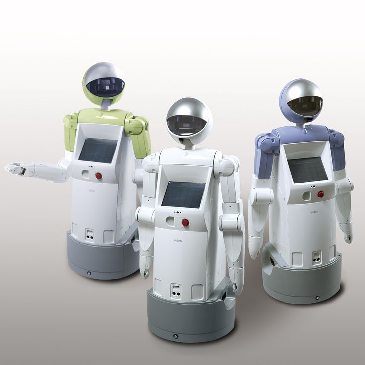 """Real Robots for Sale 