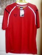 Nike sport czerwony męski L   Cena: 50,00 zł  #nowytshirt
