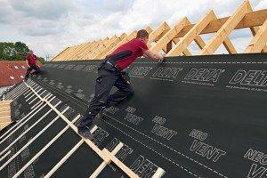 Nouveaux produits bâtiments : DELTA-NEO VENT  Une nouvelle technologie sur le marché des écrans de sous-toiture.